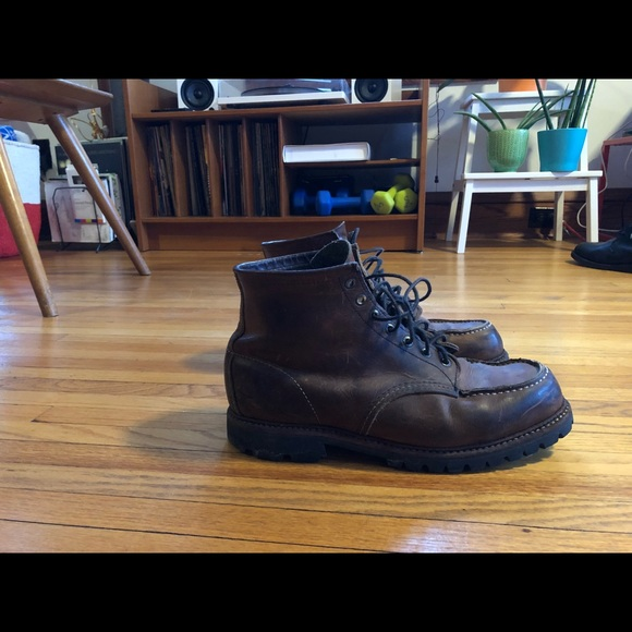 red wing shoes shoes red wing heritage 1907 boots resole winter